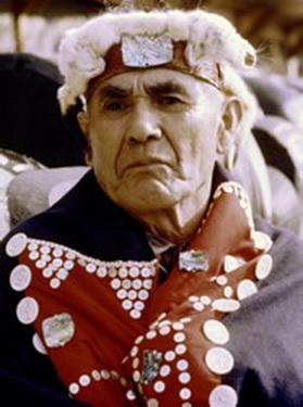 Chief Mungo Martin